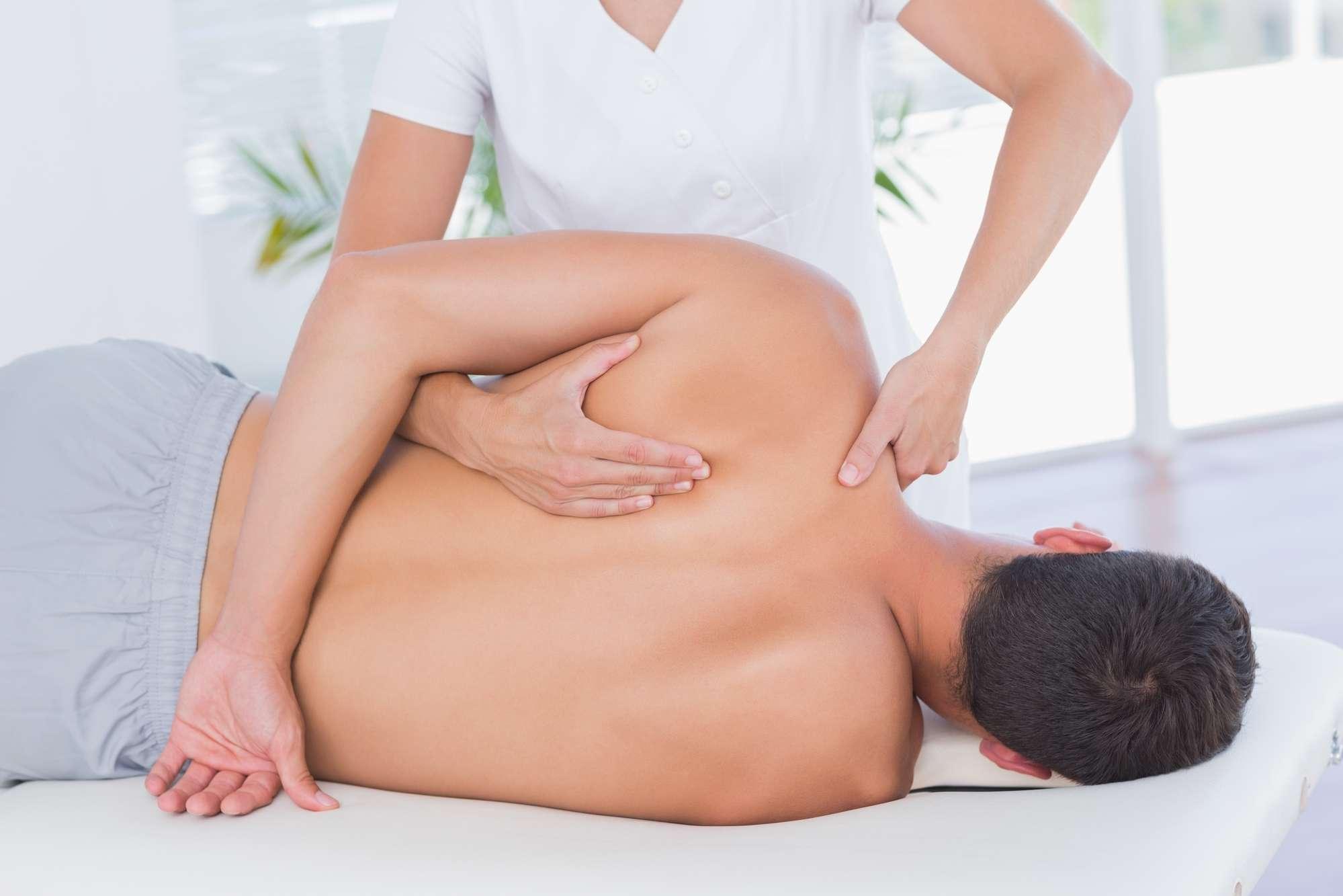 Az orvosi gyógymasszázs szerepe a mozgásszervek egészségében